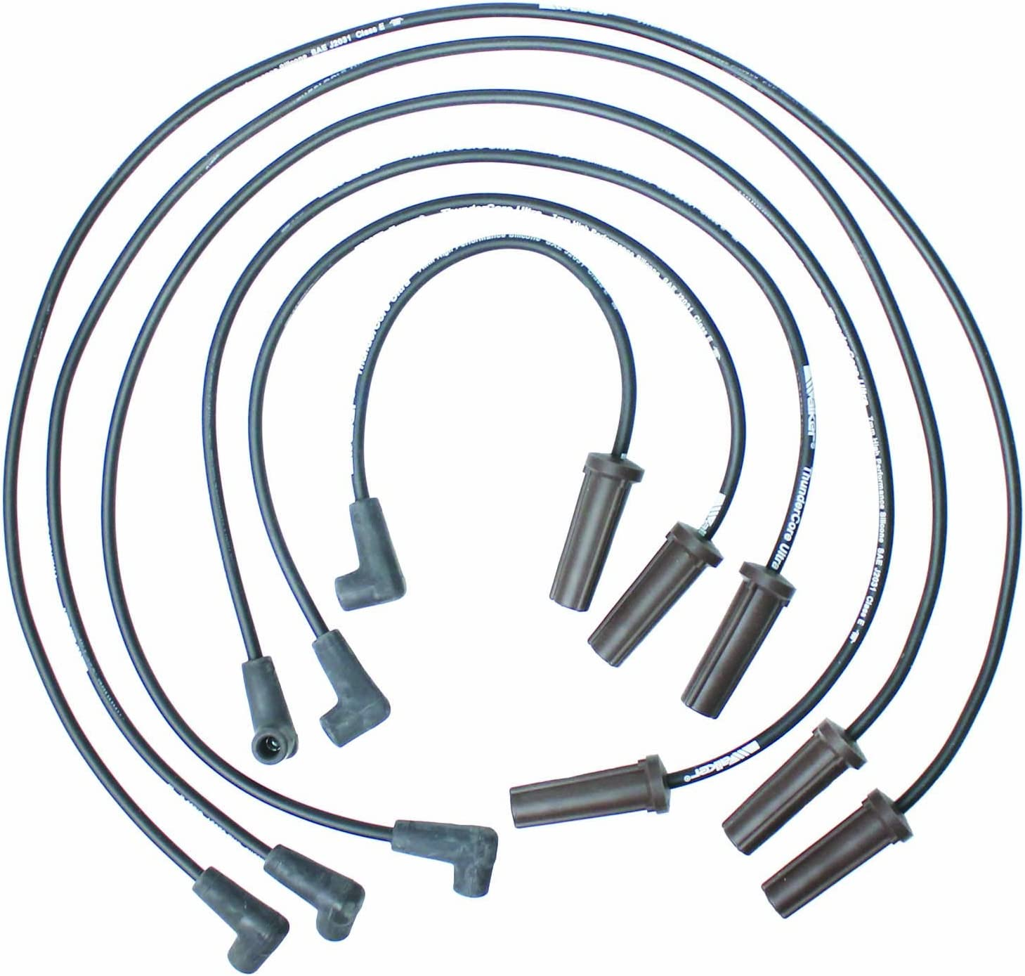 Spark Plug Wire Set-ThunderCore Ultra Walker Products 900-1376