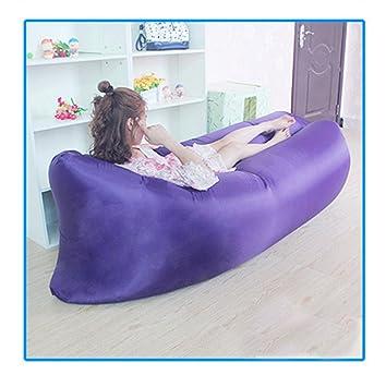Popowbe Hamaca hinchable para sofá y piscina flotante de barcos ...