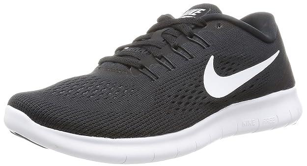 Nike WMNS Flex Bijoux, Chaussures de Fitness Femme, Noir (Black/White/Anthracite 001), 36.5 EU