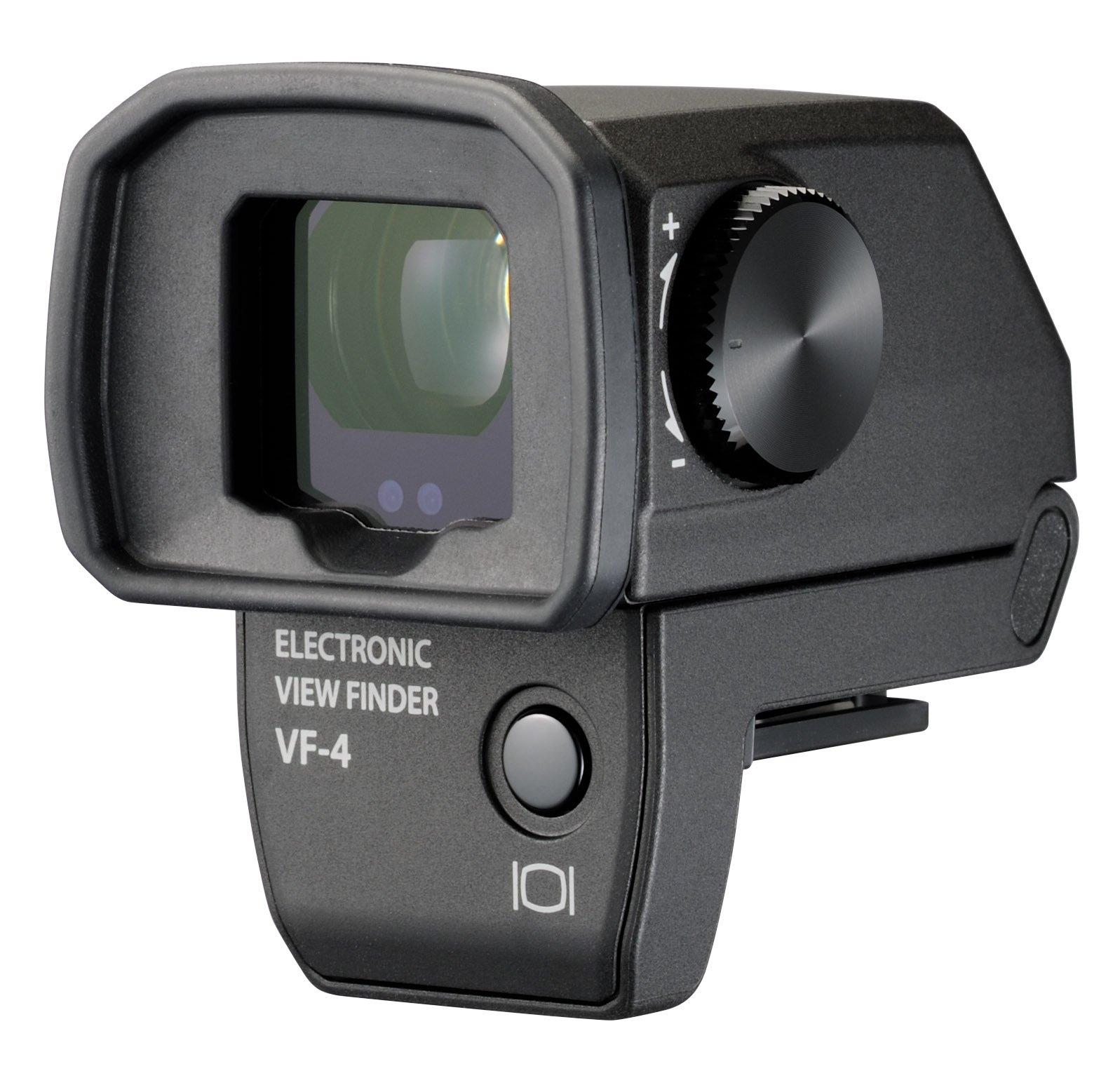 Olympus VF-4 ViewFinder (Black) by Olympus