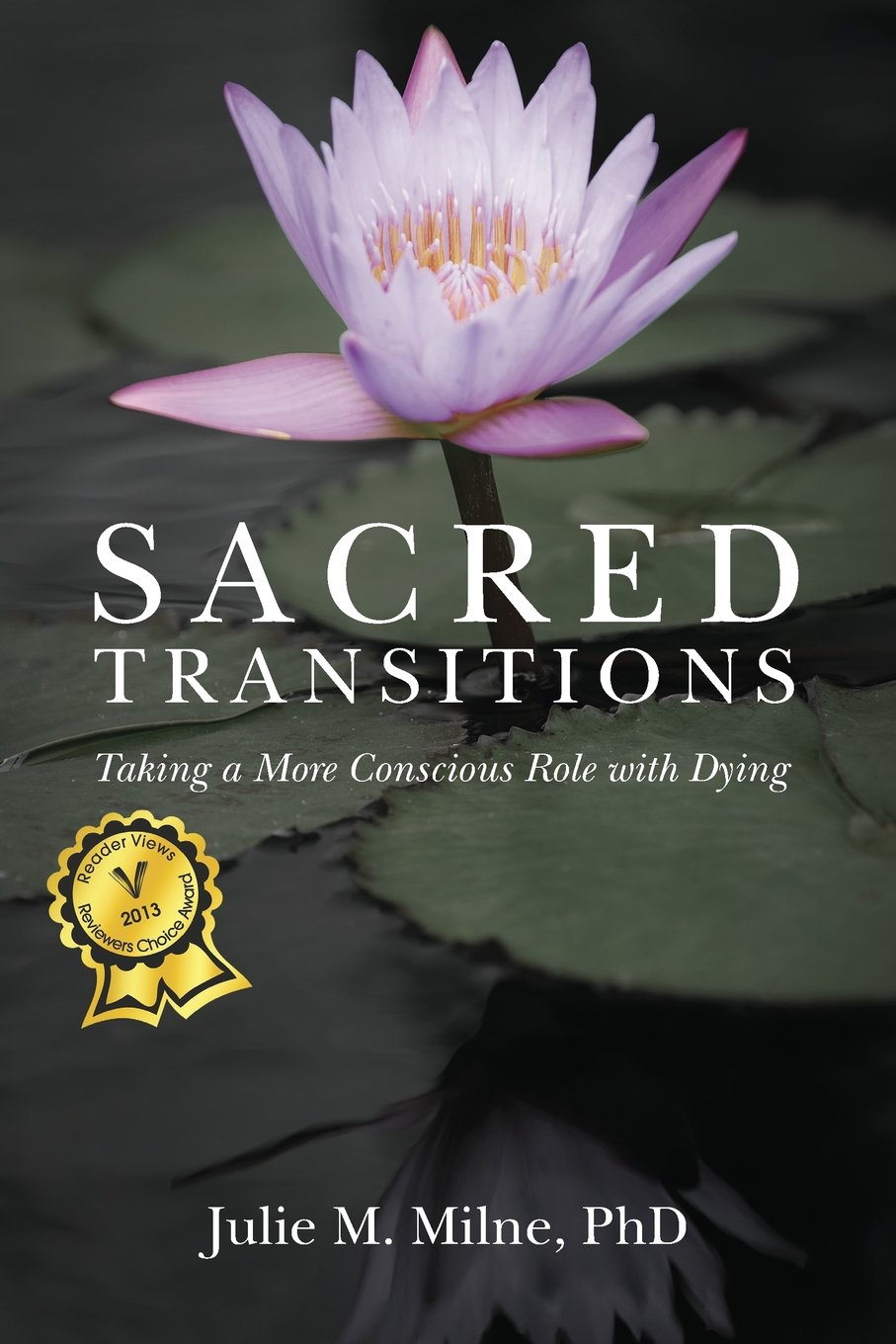 Download Sacred Transitions: Taking a More Conscious Role with Dying PDF
