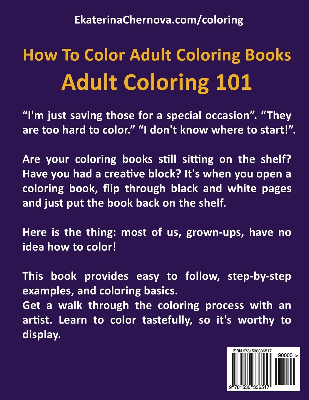 How To Color Adult Coloring Books - Adult Coloring 101: Learn Easy ...