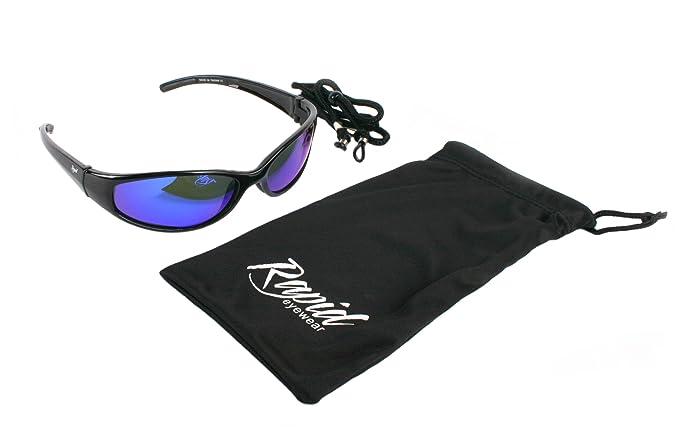 Amazon.com: Rapid Eyewear Black Polarized SUNGLASSES THAT ...