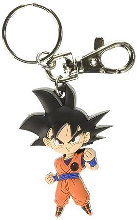 Dragon Ball Super SD Goku 01 PVC Llaveros Dragon Ball ...