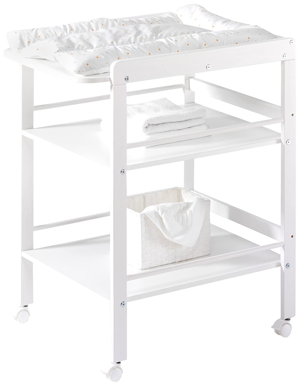 Schardt Table à Langer - Blanc 050320002