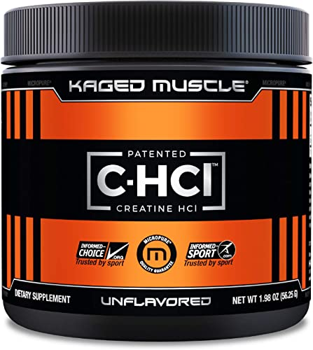 Kaged Muscle Creatine HCl Powder