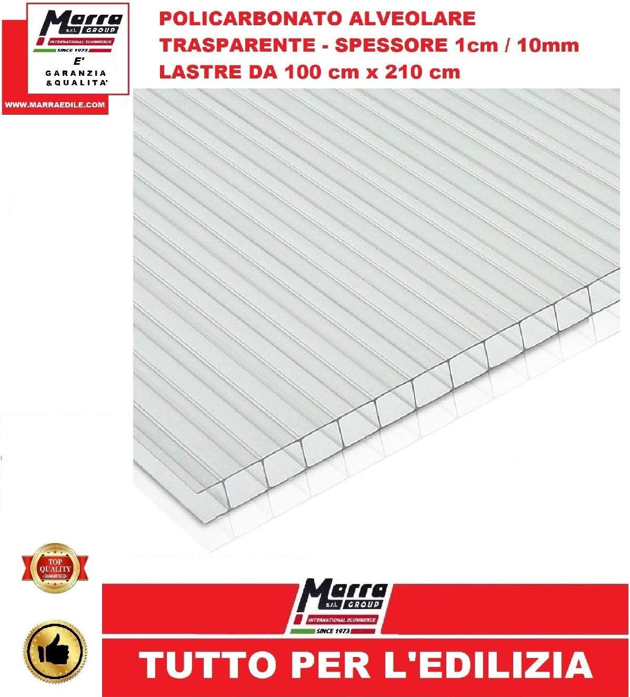 spessori 400 x 400 mm, 2 mm Policarbonato piastra UV varie dimensioni unampia selezione PC incolore alt -intech/® 2-20 mm trasparente