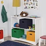 RiverRidge Kids Horizontal Bookcase, White