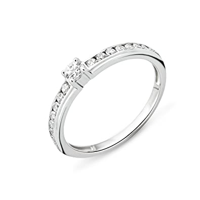 Sensible Damenring 925 Sterling Silber Zirkonia Ring Damen Verlobungsring Schmuck Jewelry & Watches Other Fine Rings