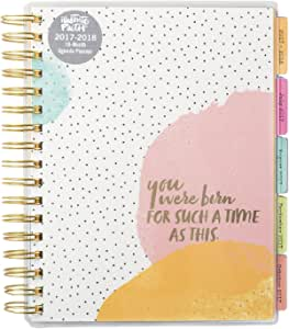 2018 Agenda Planner - Illustrated Faith