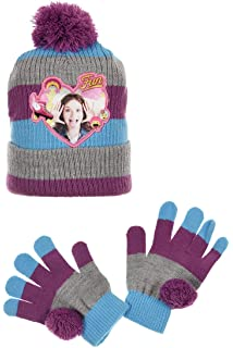 Soy Luna Gloves And Cap Set