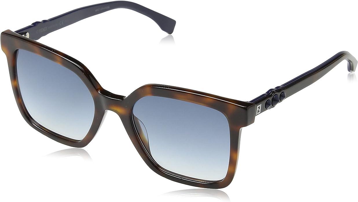 443899379f98c Fendi Women s FF 0269 S 08 086 54 Sunglasses