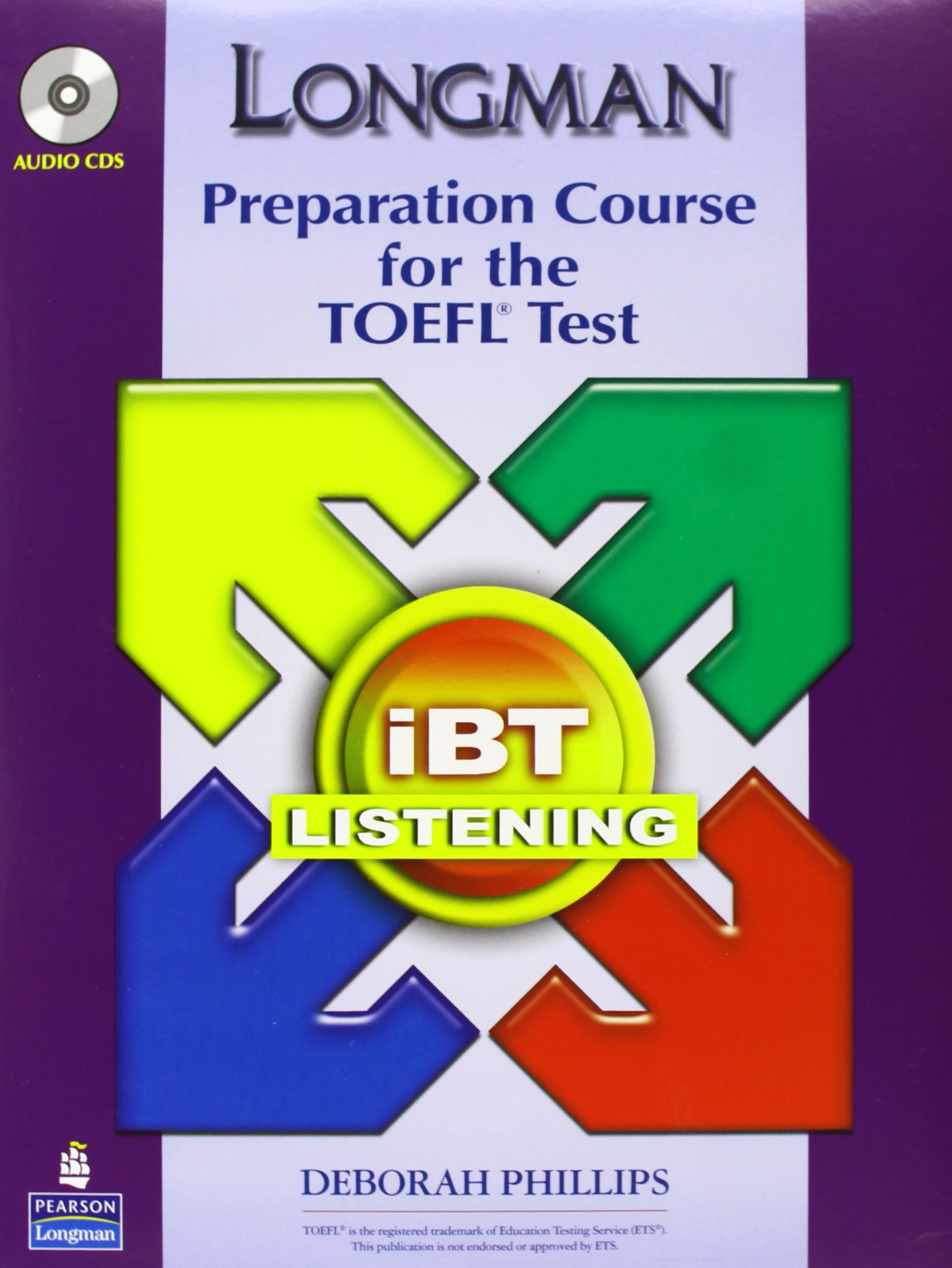 Longman Preparation Course For The TOEFL IbT  Listening Audio CDs