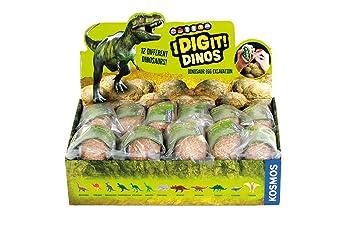 Thames & Kosmos 1665129 - Dig it Dinos, huevo de dinosaurio ...