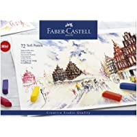 Faber-Castell 5188128272 Creative Studio Mini Toz Pastel Boya (Soft), 72 Renk, Yarım Boy Yeni