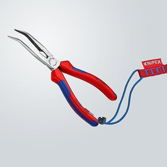 Knipex - Alicates (con cortar, Cigüeña Pico Alicates) 26 22 200 T: Amazon.es: Bricolaje y herramientas
