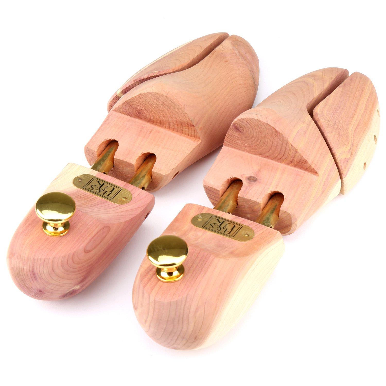Schuhspanner aus Zedernholz H/&S