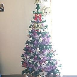 Amazon クリスマスツリー 150cm セット クリスマス飾り クリスマスグッズ インテリア 用品 組立簡単 収納便利 クリスマスプレゼントに最適 おしゃれ 高級 北欧風のデザインみたいな観葉植物 クリスマスツリー おもちゃ