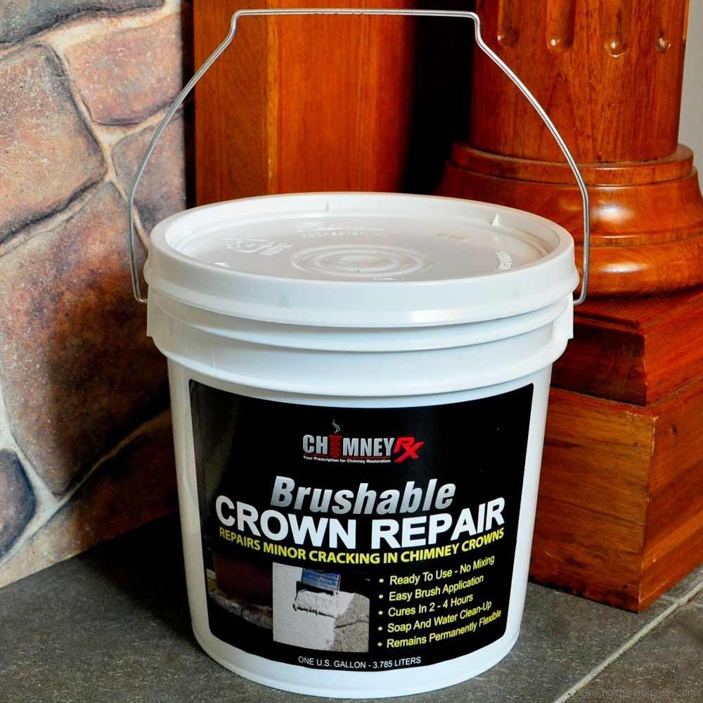ChimneyRx Brushable Crown Repair gal