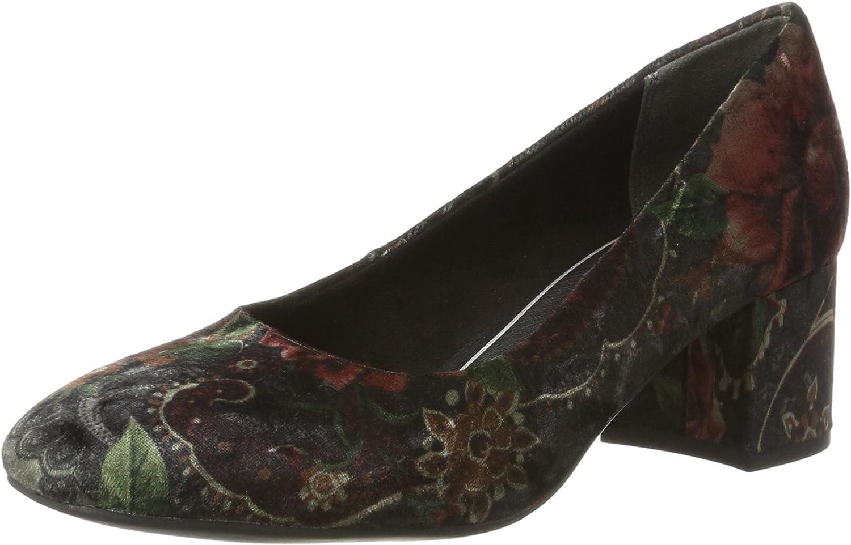 TALLA 37 EU. MARCO TOZZI 22460, Zapatos de Tacón para Mujer