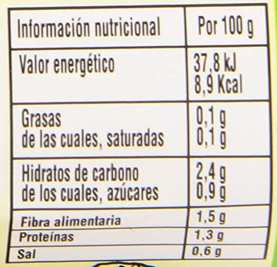 Bujanda - Espárragos Blancos Extra - 8/12 Muy Gruesos - 425 g: Amazon.es: Alimentación y bebidas