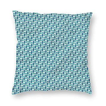 Amazon.com: HouseLook - Funda de cojín de lino y algodón ...