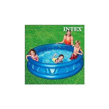Piscina Hinchable para Niños Intex (Ø 188 cm): Amazon.es: Deportes ...