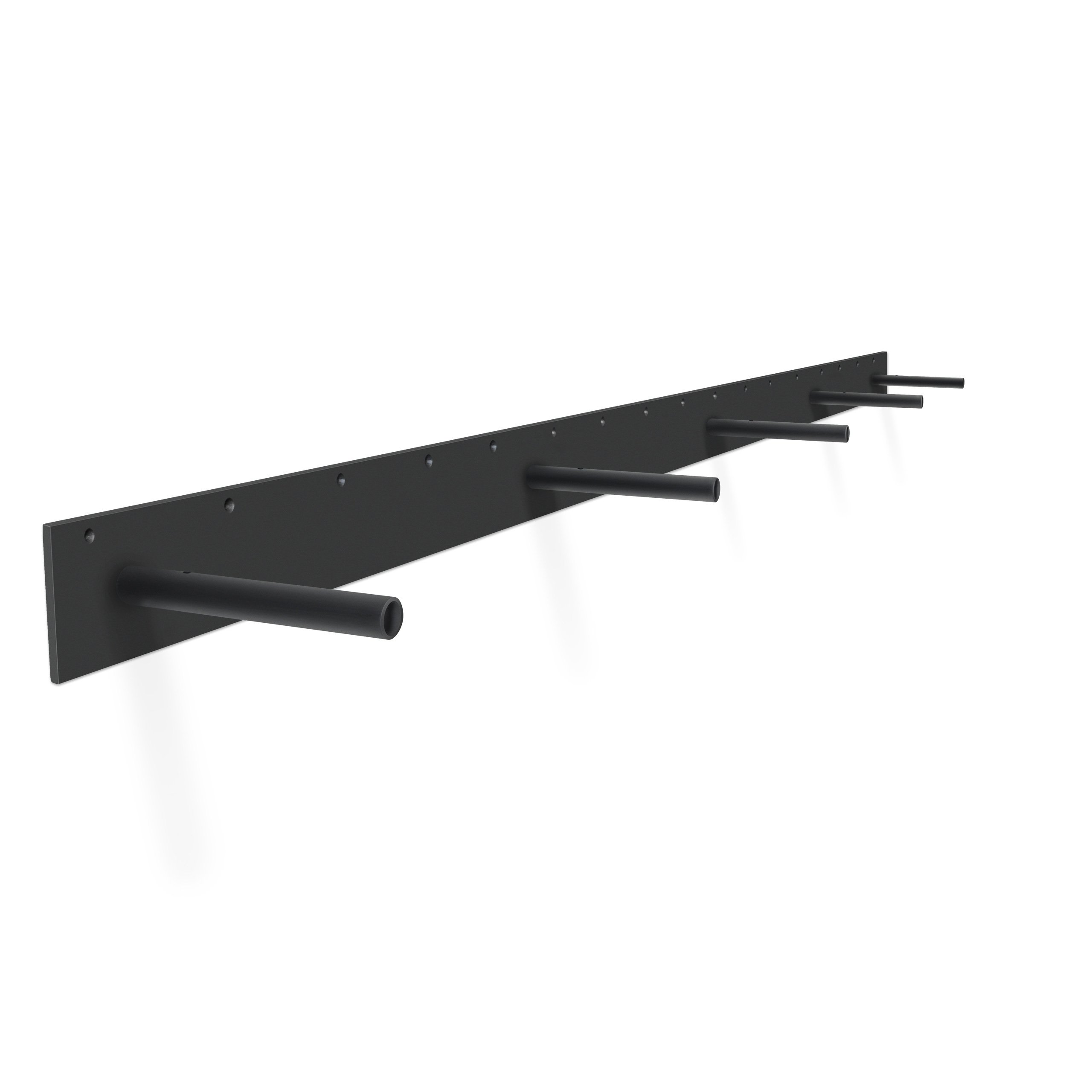 70'' Long x 3'' Thick Super Duty Steel Hidden Mantel Hardware - for 72 to 81 inch Mantel - Manufactured in USA by Shelfology