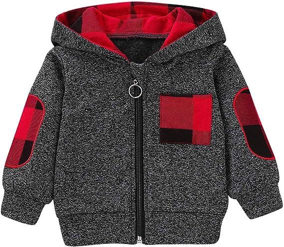 Staron Toddler Baby Boy Hoodie Coat Outfits Clothes Dinosaur Kids Zipper Jacket Outerwear