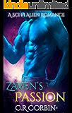 Zaven's Passion: A Sci Fi Alien Romance