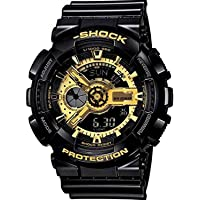 Xotak Analogue - Digital Multi Functional Dual Time Outdoor Sports Watches for Boys and Men - Golden