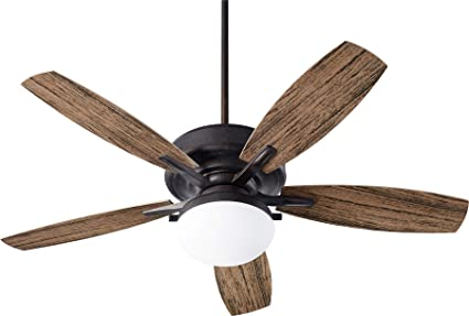outdoor ceiling fans with led lights harbor breeze quorum 1852544 eden 52quot outdoor ceiling fan with led lights and pull chain 52
