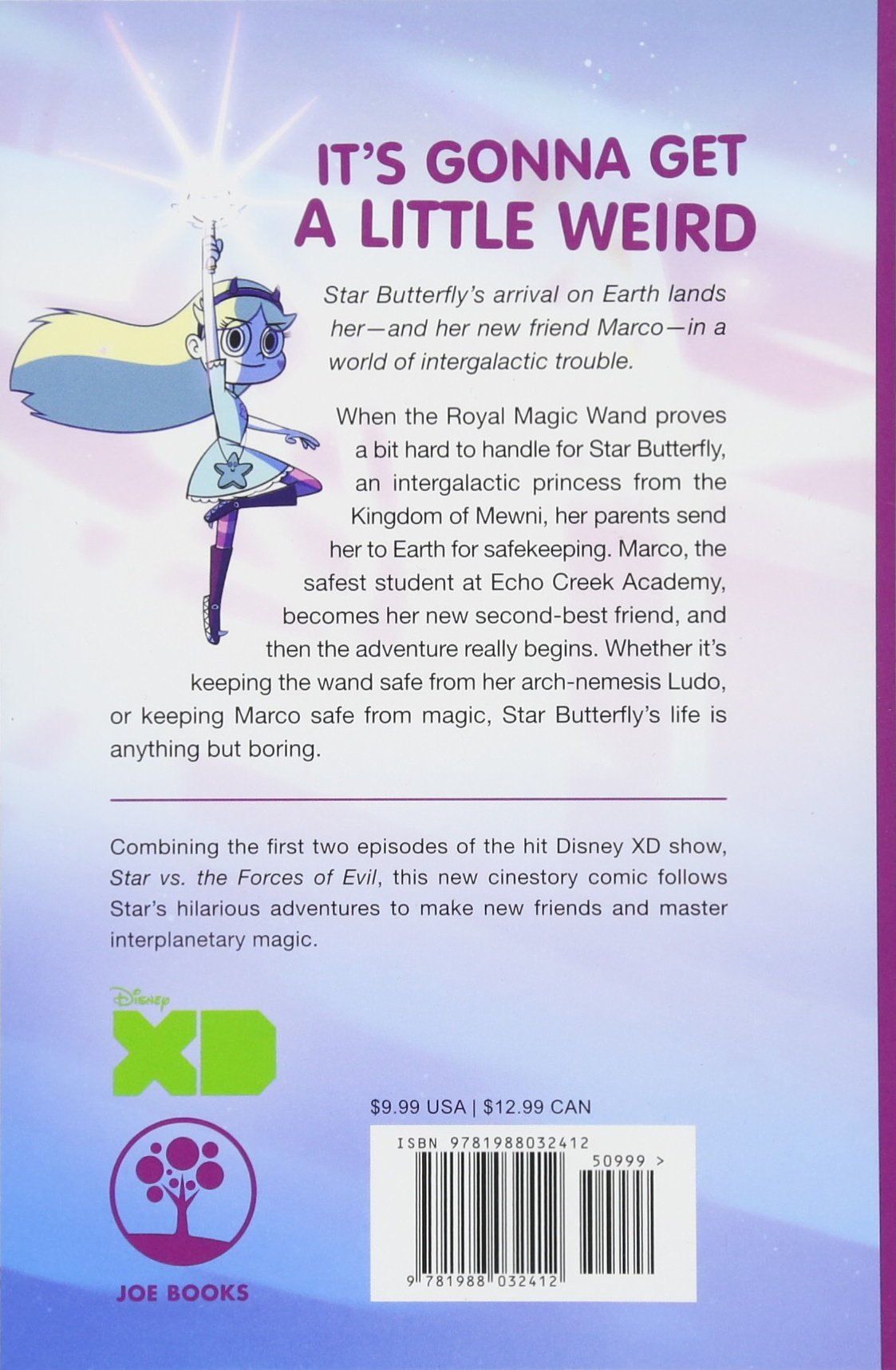 Disney Star vs. The Forces of Evil Cinestory Comic: Amazon.es: Disney: Libros en idiomas extranjeros