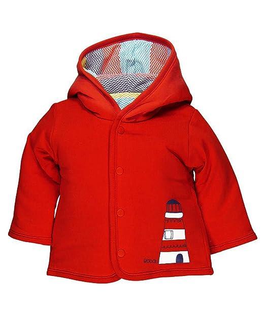 Boboli - Abrigos - para bebé niña rojo 92 cm: Amazon.es: Ropa y accesorios
