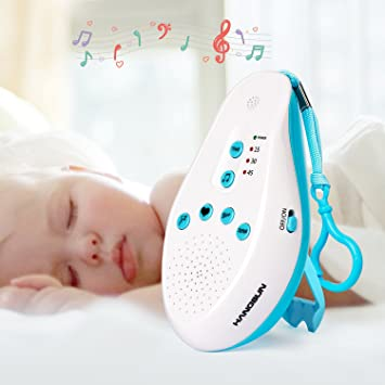 Amazoncom Hangsun White Noise Sound Machine For Baby Sleeping St50