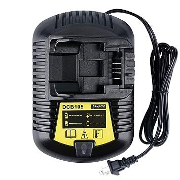 Amazon.com: Swidan - Cargador de batería de iones de litio ...