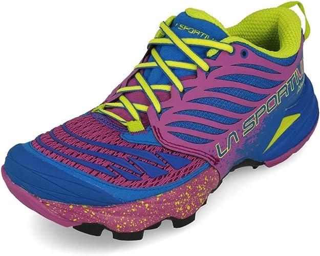 La Sportiva Akasha Woman, Zapatillas de Trail Running para Mujer ...