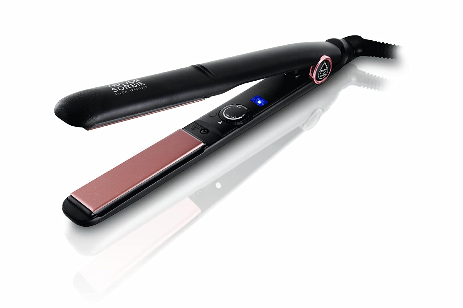 Trevor Sorbie 230C Keratin Plus Argan Salon Straightener Review