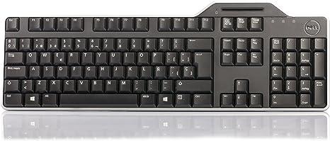 Dell KB-813 - Lector de Tarjetas Inteligentes USB (580-18365), Color Negro