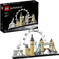 LEGO 21034 Architecture Londen skyline model bouwset, London Eye, Big Ben, Tower Bridge collectie, Verzamelobject…