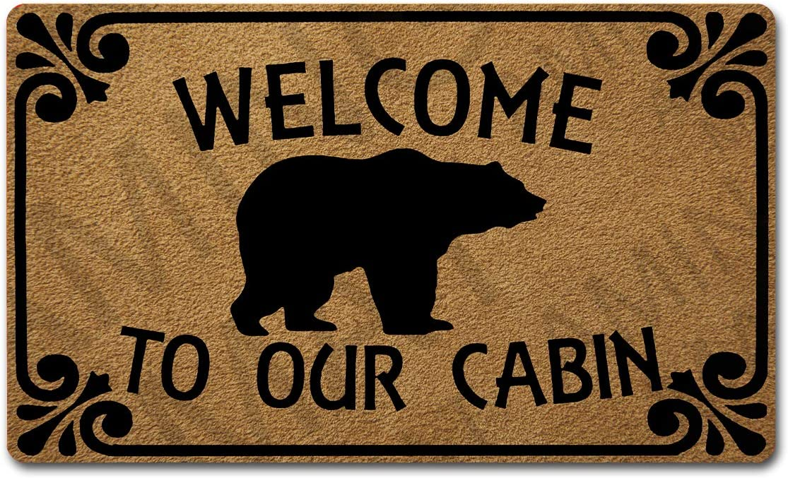 Funny Welcome Hello Doormats 29.9