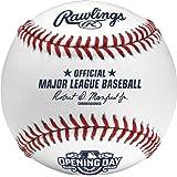Rawlings(ローリングス)MLB公式 開幕記念球 2015 (MLB OPENING DAY Official Ball)※ケース入 ROMLBOD15-R