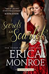 Secrets in Scarlet (The Rookery Rogues Book 2) Kindle Edition