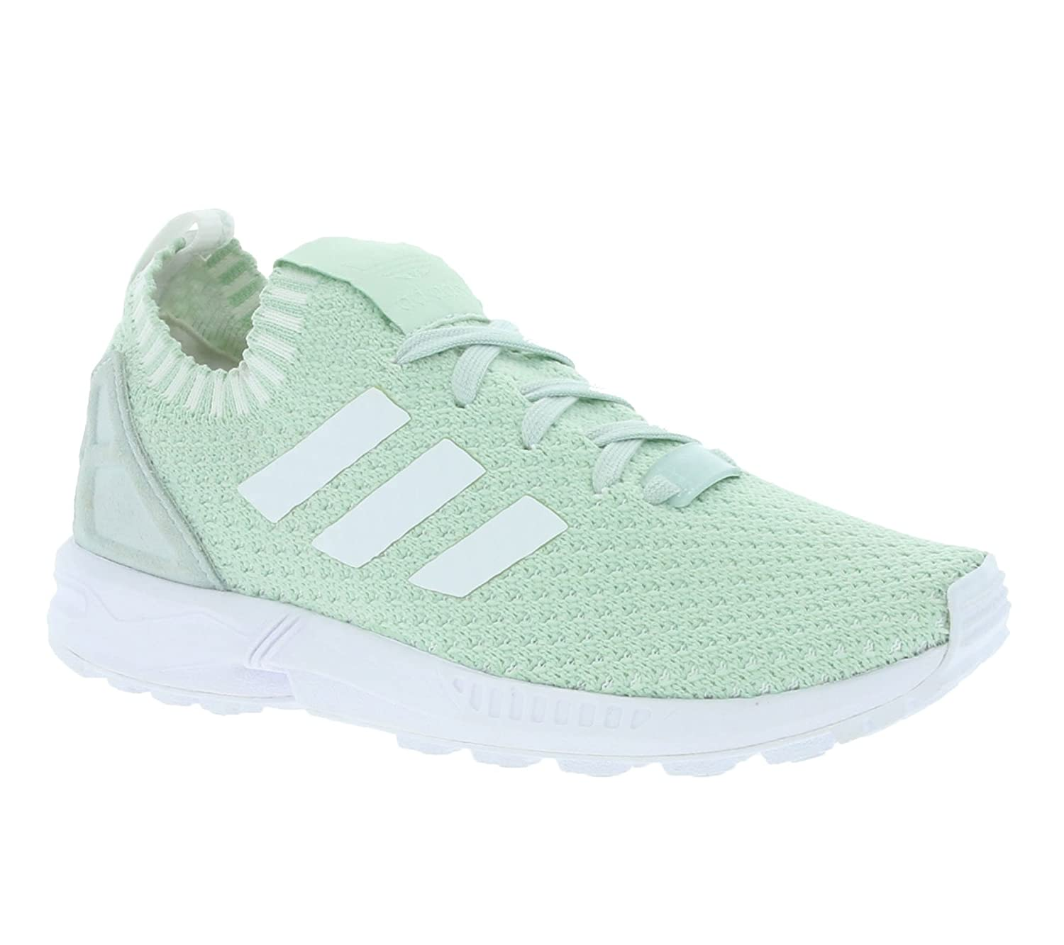 big sale 06f3a 9532f adidas Womens Originals Zx Flux Primeknit Trainers in Vapor ...