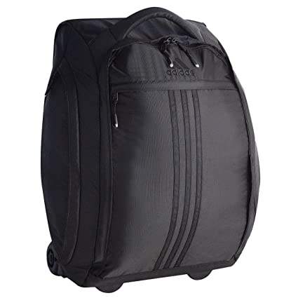 b2313560a734 Amazon.com   adidas Duel 21-Inch Wheel Bag