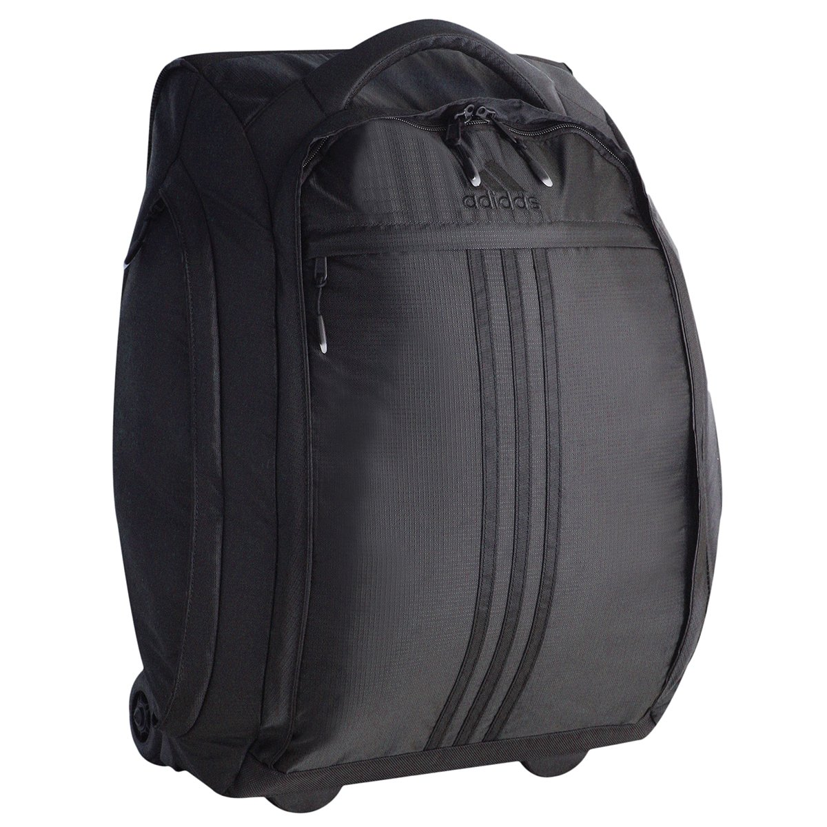 adidas Duel 21-Inch Wheel Bag, Black, One Size by adidas