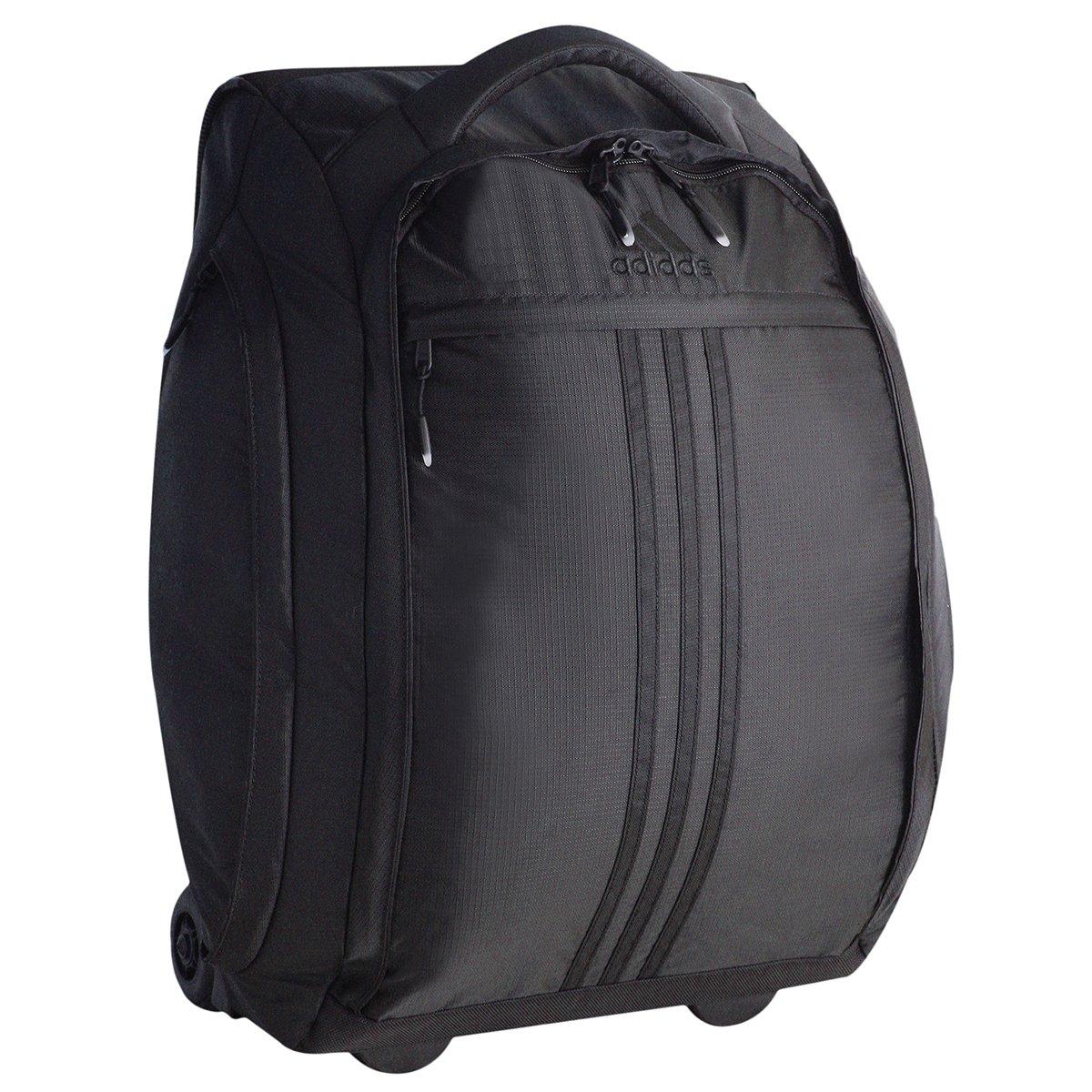 adidas Duel 21-Inch Wheel Bag, Black, One Size