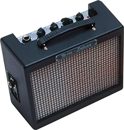 Review Fender Mini Deluxe Electric Guitar Amp