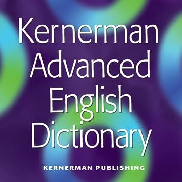 kernerman english dictionary