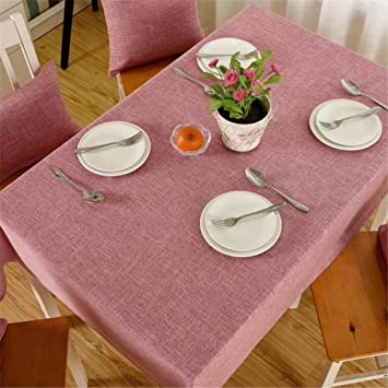 XUHAZI®Tablecloth Table runner Einfarbig Fluid Systems Tischdecken ...